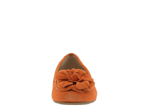 Tommy Hilfiger Bella (Orange) - Embellished Ballerina Flat