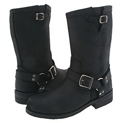 Harley-Davidson Sonora (Black) - Motorcycle Casual Boots