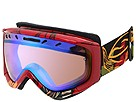 Smith Optics - Phenom (Black/Orange Adaption/Sensor Mirror) - Eyewear