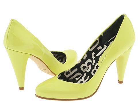 Marc by Marc Jacobs 673960 :  pumps designer marc jacobs yellow