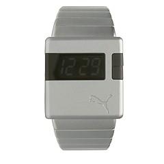 PUMA Sirius Aluminum (Silver) - Puma Unisex Watches