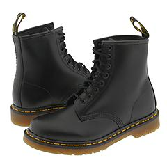 Dr. Martens - 1460 (Black Smooth) Boots
