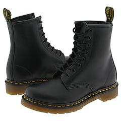 Dr. Martens - 1460 W (Black Smooth) Boots