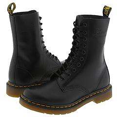 Dr. Martens - 1490 W (Black Smooth) Boots