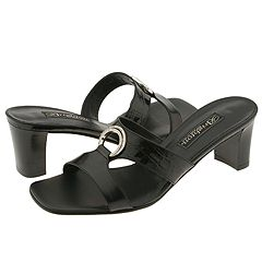 Mmmmm mmmmm black sandals for the sophisticate!