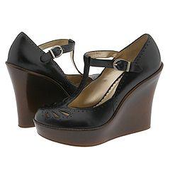 Jessica Simpson Cando (Black Polish) - Jessica Simpson Footwear