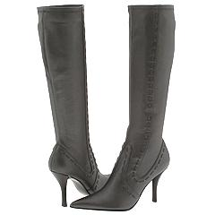 Nine West Blum (Dark Gray Synthetic) - Dress Boots