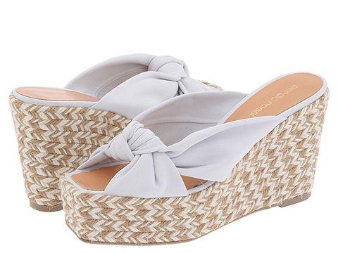 Sergio Rossi AR1555 White - Footwear