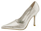 Gabriella Rocha - Mylie (Silver Leather) - Footwear