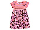 Flap Happy Kids - Tee Dress (Infant/Toddler/Little Kids) (Sun Kissed) - Apparel
