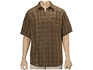 Patagonia - Men's Short-Sleeved Hemp Shirt (Lovage Alpaca Brown) - Apparel