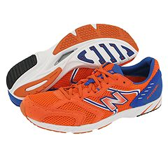 New Balance RC152 (Orange/Blue) - Women's :  blue orange women