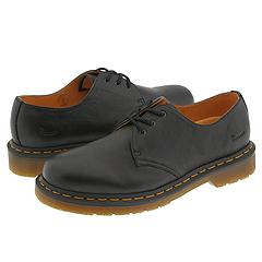 Dr. Martens - 1461 (Black Nappa) Oxfords