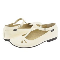 Camper Casi Casi-20377 (White Patent) - Women's :  zappos leather camper shoes
