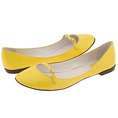 Dolce Vita Moritz-3 (Lemon Patent) - Women's :  womens mary jane womens shoes shoes