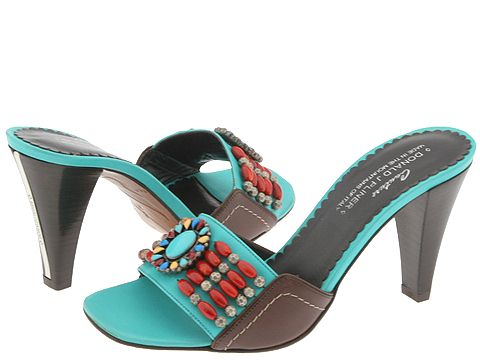 3279 436311 p - stone accented sandals
