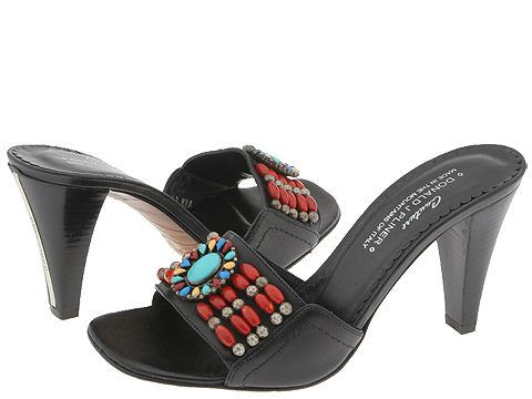 3279 436312 p - stone accented sandals