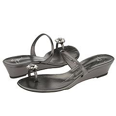 Anthracite Sandals from Giuseppe Zanotti   Manolo LIkes! Click!