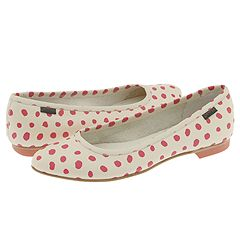 Camper Twins (White Leather) - Women's