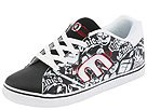 etnies Kids - Kids Calli-Vulc (Toddler/Youth) (Black/White/Print)