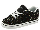 etnies Kids - Toddler Calli-Vulc (Infant/Toddler) (Black/Floral)