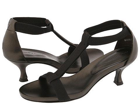 Donald J Pliner - Bozie (Expresso Mesh Elastic/Nappa Wash) - Footwear