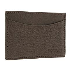 Jack Spade Warren Street Boarskin Credit Card Holder - Free Shipping from zappos.com