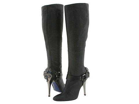Roberto Cavalli L79018 Black - Footwear