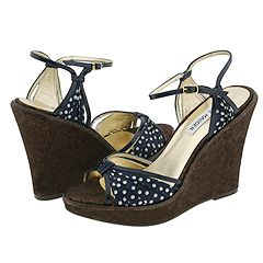 Steve Madden Lynbrook (Navy Multi) - Casual Sandals from zappos.com