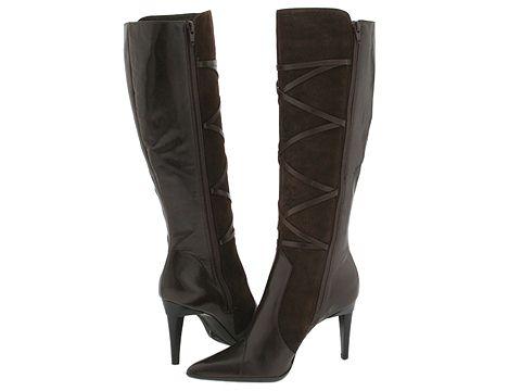 Via Spiga - Ancori (T. Moro Shine Calf/Suede) - Footwear