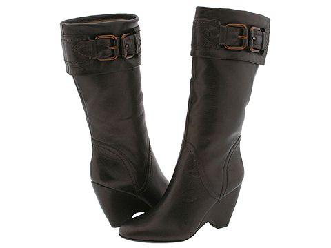 Via Spiga - Girola (Brown Leather) - Footwear
