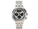 Citizen Watches - Calibre 2100 (Metal Bracelet/Silver W/ Black Face) - Jewelry