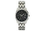 Citizen Watches - Calibre 8700 (Silver Band/Silver Case/Black Dial) - Jewelry