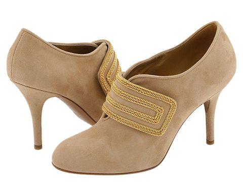 Sergio Rossi Bea Flesh Suede - Footwear