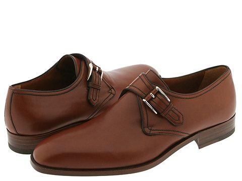 A. Testoni - Genunio (Cacao(Med. Brn)Vitello - Leather Sole) - Footwear