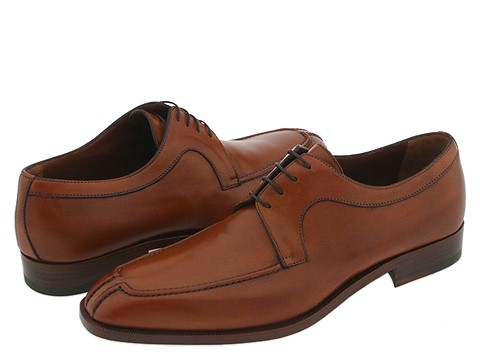 A. Testoni - Gaetano (Terracotta-Vit. Anticato -Leather Sole) - Footwear