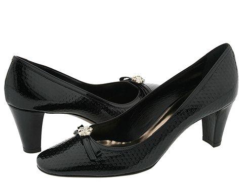 A. Testoni - Garantita (Black Patent) - Footwear