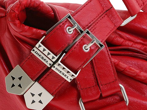 Diesel - Red Cloud (Red) - Handbags