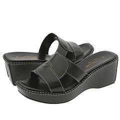 La Canadienne Deborah (Black) - Slides/Mules Platforms from zappos.com