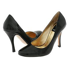 Dolce Vita York 1 (Black Crinkled Patent) - Dolce Vita Footwear :  vampy york clean pump ultra-sexy