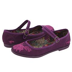 Rocket Dog Karate Chop (Nepal Purple Thai Silk) - Casual :  rocket dog purple shoe