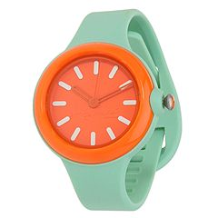 Andy Warhol 15 Watch Collection - Populate Collection (Green And Orange) - Jewelry
