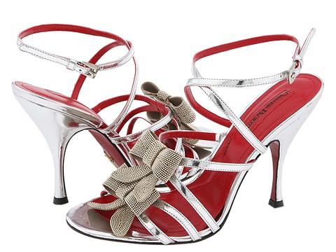 Cesare Paciotti - 161610 (Silver) - Footwear