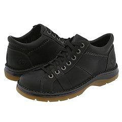 Dr. Martens - Zack 7 Eye Boots (Black) Oxfords