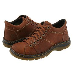 Dr. Martens - Zack 7 Eye Boots (Tan) Oxfords