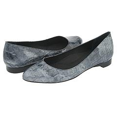 Diego Di Lucca - Corina (Anthracite Crocco Patent) - Footwear