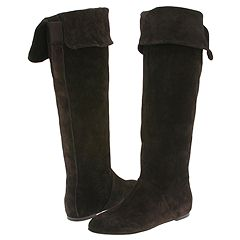 Prari Kato (Black Suede) - Dress Women's Boots