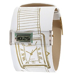 Andy Warhol 15 Watch Collection - Andy008 (White) - Jewelry
