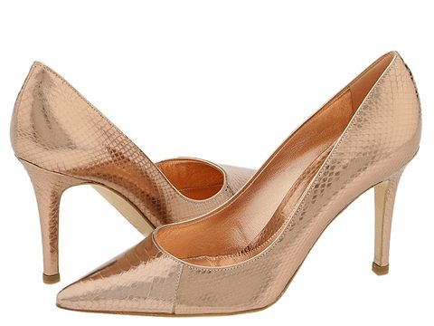 Sergio Rossi Basic Pump-AT2025 Rose - Footwear