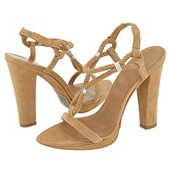 Suede Sandals from Donna Karan   Manolo Likes!  Click!